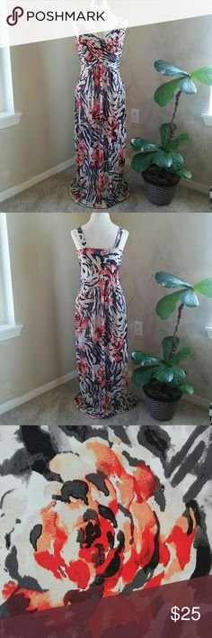 RB Collection Floral Dress. RB Collection Floral Dress. EUC RB Collection New York Dresses Maxi