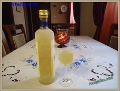 рецепта за Домашно лимончело от Палермо