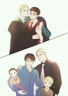 Read Parte 123 from the story Harry Potter(Yaoi) by benjavallejos with reads. Harry Potter Anime, Harry Potter Fan Art, Harry Potter Couples, Harry Potter Comics, Harry Potter Puns, Harry Potter Draco Malfoy, Harry Potter Ships, Harry Potter Pictures, Severus Snape