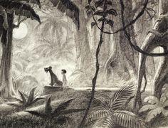 Le Livre de la Jungle - The Art of Disney