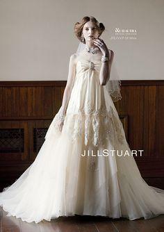 かわいい♡刺繍の白い花嫁衣装・ウェディングドレスまとめ一覧♡
