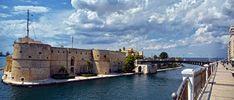 castello aragonese e ponte girevole Taranto