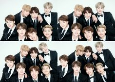 BTS Festa 2016 // 3rd Anniversary 가족사진 'Real Family Picture'