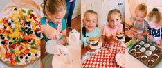 Itty Bitty Bakers, Birmingham, AL Kids want to learn how to bake but parents today lead busy lives. At Itty Bitty Bakers, we provide fun and educational baking classes for kids that give them the experiences they want while taking the load off of parents.