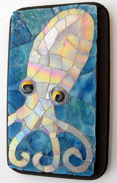 Octo-pie | by Kraken Mosaics.