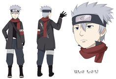 nanzi son Naruto Shippuden Sasuke, Naruto Kakashi, Anime Naruto, Naruto 100, Anime Oc, Anime Manga, Naruto Comic, Hatake Clan, Naruto Oc Characters