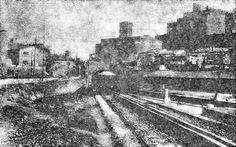 1878 - Can Vies i Mercat Nou - Barcelona