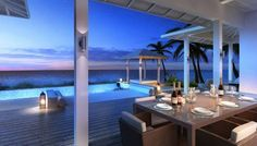 The Grace Bay Club in Turks and Caicos