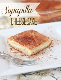 Sopapilla Cheesecake Recipe... I love sopapillas! I had a sopapilla down in Arkansas one time at a lil Mexican restaurant... It was delicious!!!!!!!!!