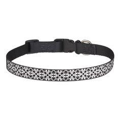 black & white decorative motif
