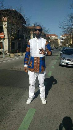 #AfricanFashion