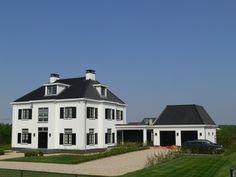 Statig Herenhuis te Almere   Korfker Architecten