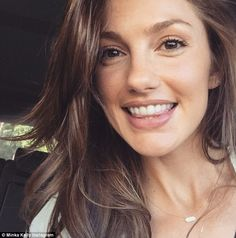 Updating fans: She later took to her social media sites to share a snap of the results of ...