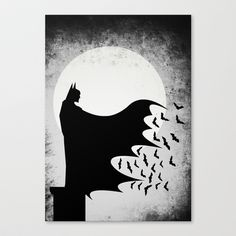 Showcase batman gifts that you can find in the market. The night is darkest 🦇 just before the dawn. Get your batman gifts ideas now. Batman Painting, Batman Drawing, Knight Drawing, Batman Kunst, Batman Art, Batman Poster, Bd Comics, Batman Comics, Batman Silhouette