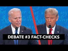 Fact-checking the final Trump-Biden debate