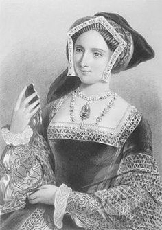 """Was Jane Seymour as meek and virtuous as popular history has made her out to be? It was  these qualities that endeared her to the king. But some claim that Jane Seymour was far more than just a pawn. Beneath her docile demeanor, they say lay ambition and resolve. She was the ideal woman silent, subservient and sweet-tempered. Contemporary accounts extoll Jane's virtue. They rave less about her looks. """"of middle stature and no great beauty.""""  large nose, small eyes and compressed lips."""
