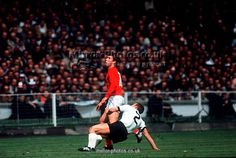 world cup 1966 geoff hurst england west germany football. Copyright ...