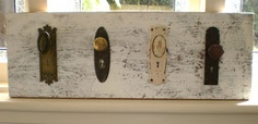 decorating with old doorknobs - Bing Images