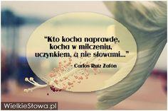 Kto kocha naprawdę... #Zafón-Carlos-Ruiz,  #Miłość