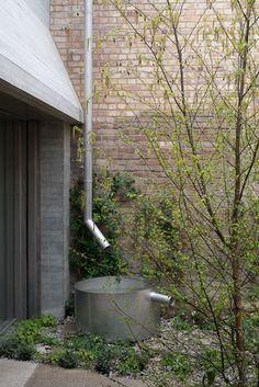 architects and Dan Pearson Studio, Juergen Teller Studio Architecture Details, Landscape Architecture, Landscape Design, Garden Furniture Inspiration, Garden Inspiration, Rustic Gardens, Outdoor Gardens, Dan Pearson, Juergen Teller