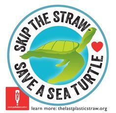 No Straw Please — Plastic Pollution Coalition