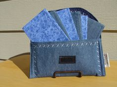 Cash envelope wallet / money saving by DesignerItemsNMore on Etsy very pretty set