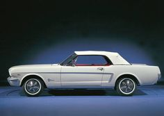 The 1964 Mustang is a Classic Muscle Car Ford Mustang 1964, Ford Mustang Shelby Gt500, Ford Mustang Convertible, 1964 Ford, Ford Mustangs, Mustang Parts, Automobile, Classic Mustang, Ford News