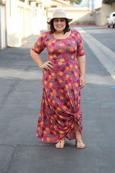 LuLaRoe Ana Dress  FB & IG: LuLaRoe Erica Cardoso