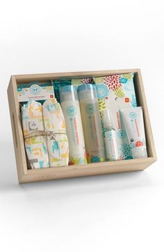 Honest co gift set - great shower gift idea, especially for a mom who already has a baby (would love to try myself!)
