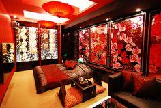 Japanese Style Bedroom, Japanese Style House, Japanese Love, Bedroom Themes, Bedroom Decor, Traditional Chinese House, Mermaid Room, Tokyo Hotels, Japanese Interior