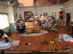 Puppets & Clay, Stop-Motion Blog: Erizos marca Aardman en el nuevo anuncion de Maynards
