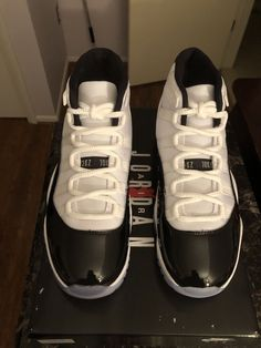 finest selection 14f6c 9aaf2 air jordan retro 11 concord 2018  fashion  clothing  shoes  accessories   mensshoes  athleticshoes (ebay link)