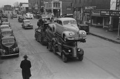 Eufaula, Oklahoma, 1940 | Hemmings Blog: Classic and collectible cars and parts