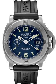 Luminor North Pole GMT - 44mm PAM00252 - Collection Luminor - Officine Panerai Watches