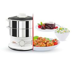 Tefal Convenient Series Stainless Steel Steamer