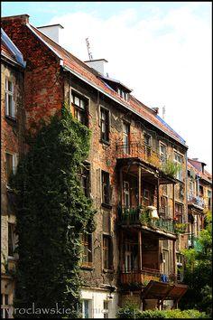 #Wroclaw #Breslau #Poland #architecture #tenement