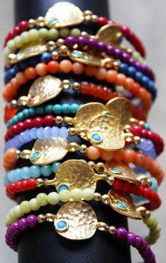 sebastian bracelets by shopkei.etsy.com