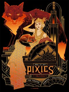 Pixies Pomona by Munk One