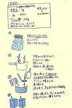 【作り方】★琥珀糖の作り方★食べれる宝石を自宅で手作り♪ - NAVER まとめ