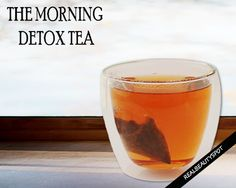 Detox Tea Recipes For Healthy Body And Glowing Skin Detox is the best way to cleanse our system completely. Our body collects a whole lot of toxins, thanks to junk food, water, unhygienic food, [. Detox Recipes, Tea Recipes, Cooking Recipes, Drink Recipes, Smoothie Recipes, Detox Drinks, Healthy Drinks, Healthy Food, Stay Healthy