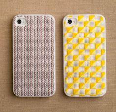 100均のメッシュカバーをステッチ♡オリジナルスマホカバーを刺繍DIY | CRASIA(クラシア)