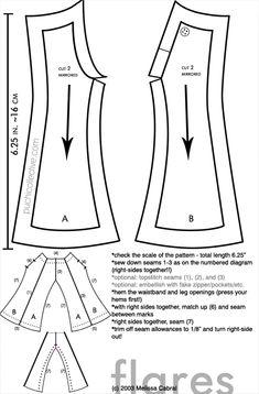 Pants Pattern, Anyone? - Monster High Dolls .com
