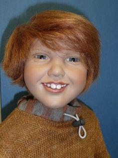 Куклы Цвергназе (ZWERGNASE) из коллекции 2001 года / Коллекционные куклы Цвергназе, Zwergnase dolls / Бэйбики. Куклы…
