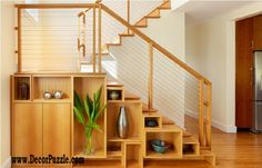 Innovative under stairs storage ideas and solutions, under stairs shelves  The best under stairs ideas by perfect designers with the top under stairs storage solutions, see the innovative ideas