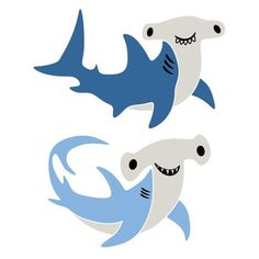 Chomping Through the Snow Shark SVG Cuttable Designs Apex Embroidery, Embroidery Patterns, Shark Illustration, Shark Art, Hammerhead Shark, Cutting Tables, Cartoon Images, Cricut Design, Silhouettes