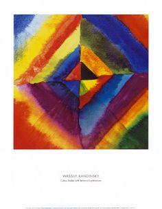 color study - kandinsky