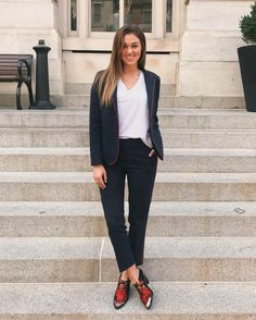 """67k Likes, 189 Comments - Sadie Robertson (@legitsadierob) on Instagram: """"never did I think that I would be wearing a business suit in Washington DC for meeting on the…"""""""