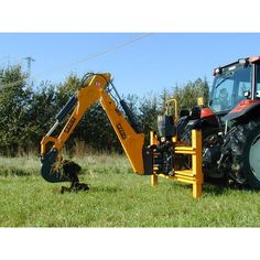 Moris Series 7 Backhoe-Available from Approved Hydraulics Ltd. Agriculture, Tractors, Frame, Picture Frame, Frames