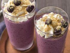 Berry Cheesecake Smoothies recipe from Pillsbury.com