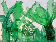Upcycled Plastic Sculptures : Veronika Richterova